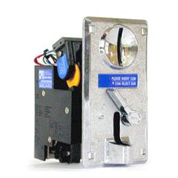 ELECTRONIC COIN SELECTOR ที่หยอดเหรียญเครื่องซักผ้า